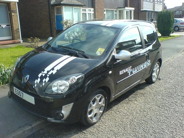 2007 Renault Twingo GT (borrorwed One) <3, exterior