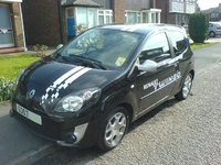 2007 Renault Twingo Overview