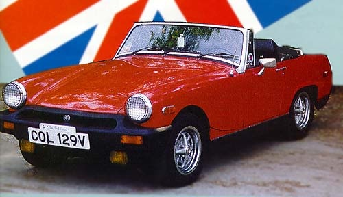 Picture of 1979 MG Midget, exterior, gallery_worthy