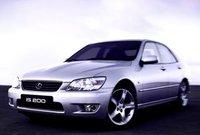 2005 Lexus IS 200t Overview