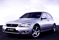 2005 Lexus IS 200 Overview