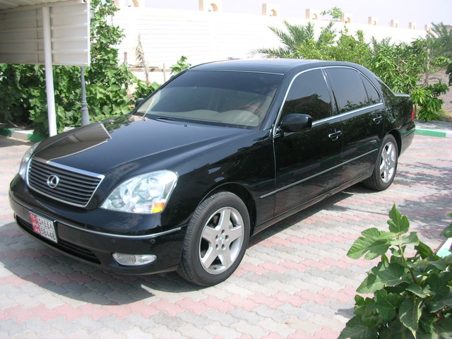 Picture of 2003 Lexus LS 430, exterior, gallery_worthy