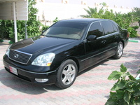2003 Lexus LS 430 Picture Gallery