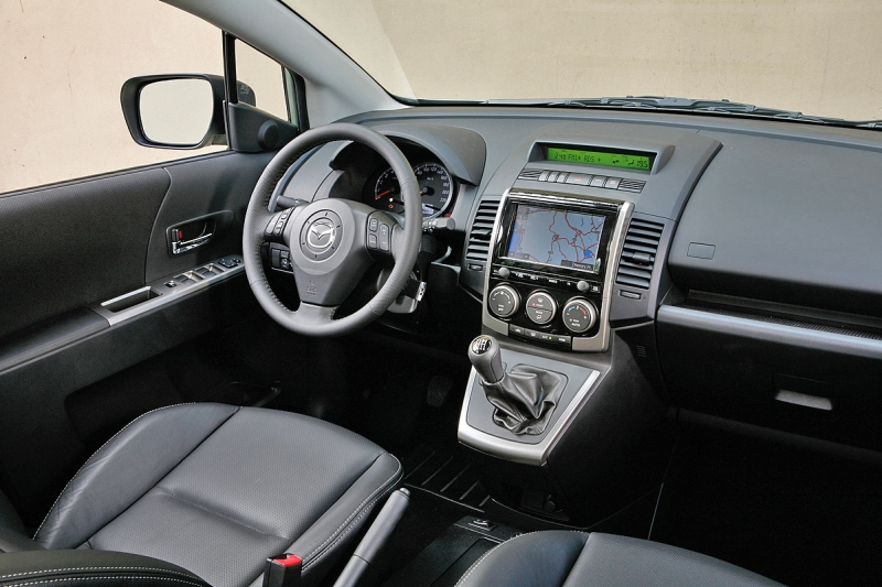 Picture Of 2008 Mazda Mazda5 Interior