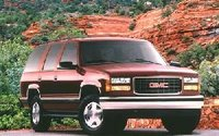 Picture of 1999 GMC Yukon SLT 4WD, exterior