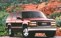 1999 GMC Yukon Overview