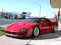 1987 Ferrari F40 Overview