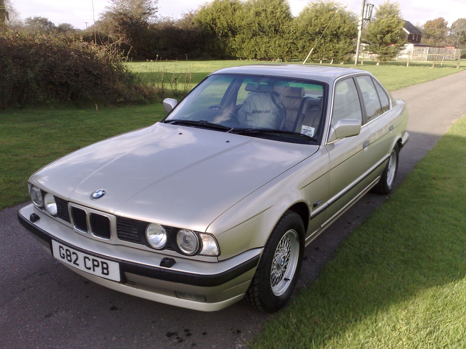 1990 Bmw 5 Series Pictures Cargurus