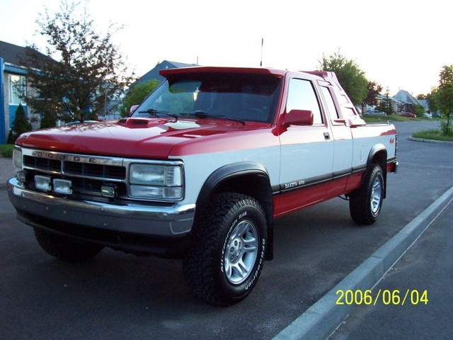 Picture of 1993 Dodge Dakota 2 Dr STD Standard Cab SB, gallery_worthy