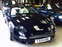 Picture of 2001 Aston Martin DB7 2 Dr Vantage Volante Convertible