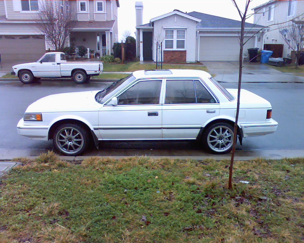 1989 Nissan Maxima Pictures Cargurus