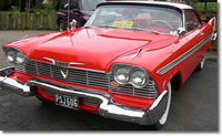1957 Plymouth Fury picture, exterior