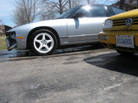 Picture of 1990 Nissan 240SX 2 Dr SE Hatchback, exterior, gallery_worthy
