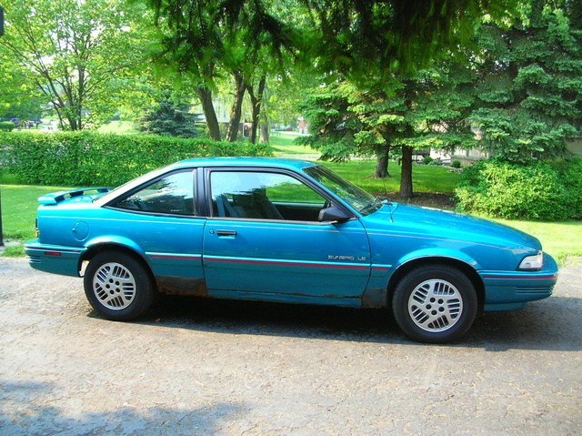 Picture of 1994 Pontiac Sunbird 2 Dr LE Coupe, exterior