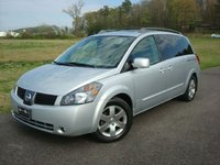 2004 Nissan Quest Overview