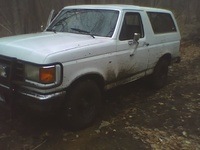 1990 Ford Bronco picture, exterior