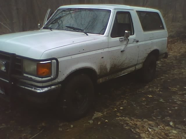 1990 Ford Bronco picture