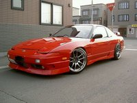 Picture of 1991 Nissan 240SX 2 Dr LE Hatchback, exterior, gallery_worthy