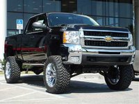 Picture of 2008 Chevrolet Silverado 2500HD LTZ Crew Cab 4WD, exterior, gallery_worthy