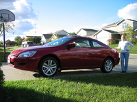 2003 Honda Accord EX V6 Coupe picture, exterior