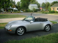 Picture of 1997 Porsche 911 Carrera Convertible, exterior