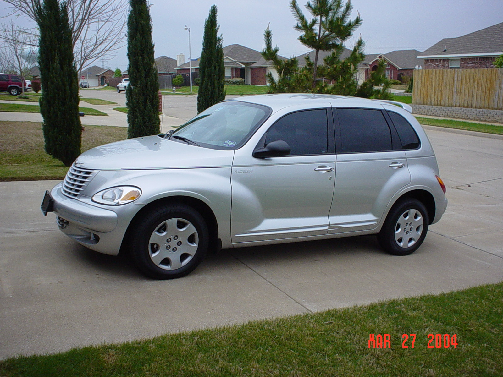 2005 chrysler pt cruiser overview cargurus autos post. Black Bedroom Furniture Sets. Home Design Ideas