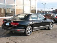 2001 Mazda Millenia 4 Dr S Supercharged Sedan, 3/4 rear end, exterior, gallery_worthy