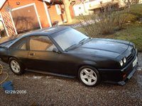 1985 Opel Manta Overview