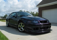 2004 Ford Mustang SVT Cobra 2 Dr Supercharged Coupe picture, exterior