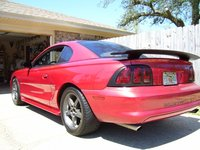 Picture of 1998 Ford Mustang GT Coupe, exterior, gallery_worthy