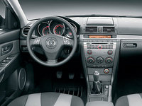 mazda 3 hatchback 2006 interior
