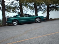 1997 Pontiac Firebird Base, 1997 Pontiac Firebird 2 Dr STD Hatchback picture, exterior