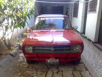 1973 Datsun 1200, THIS IS MY RESTAURATION PROYECT.  INTRODUCING MY DATSUN 1200 1973, exterior