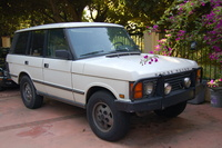 1991 Land Rover Range Rover Overview