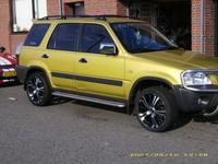 Picture of 2001 Honda CR-V SE AWD, exterior