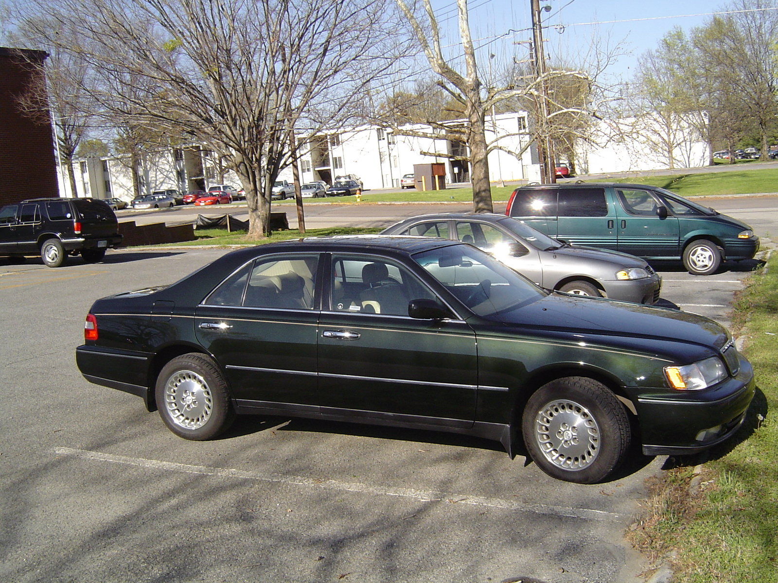 1997 Infiniti Q45 4 Dr STD Sedan picture