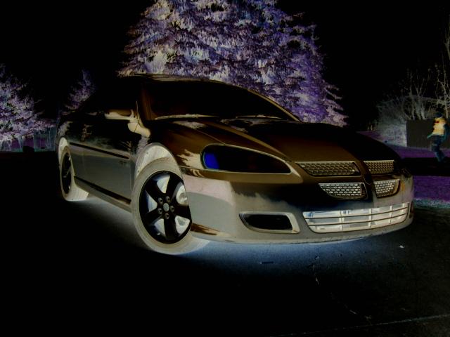 Dodge Stratus Coupe (2001-2003)