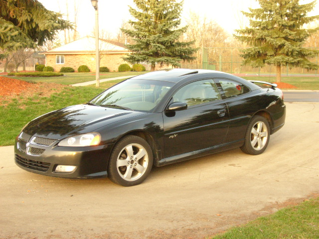 2003 Dodge Stratus Coupe. 2003 Dodge Stratus R/T Coupe