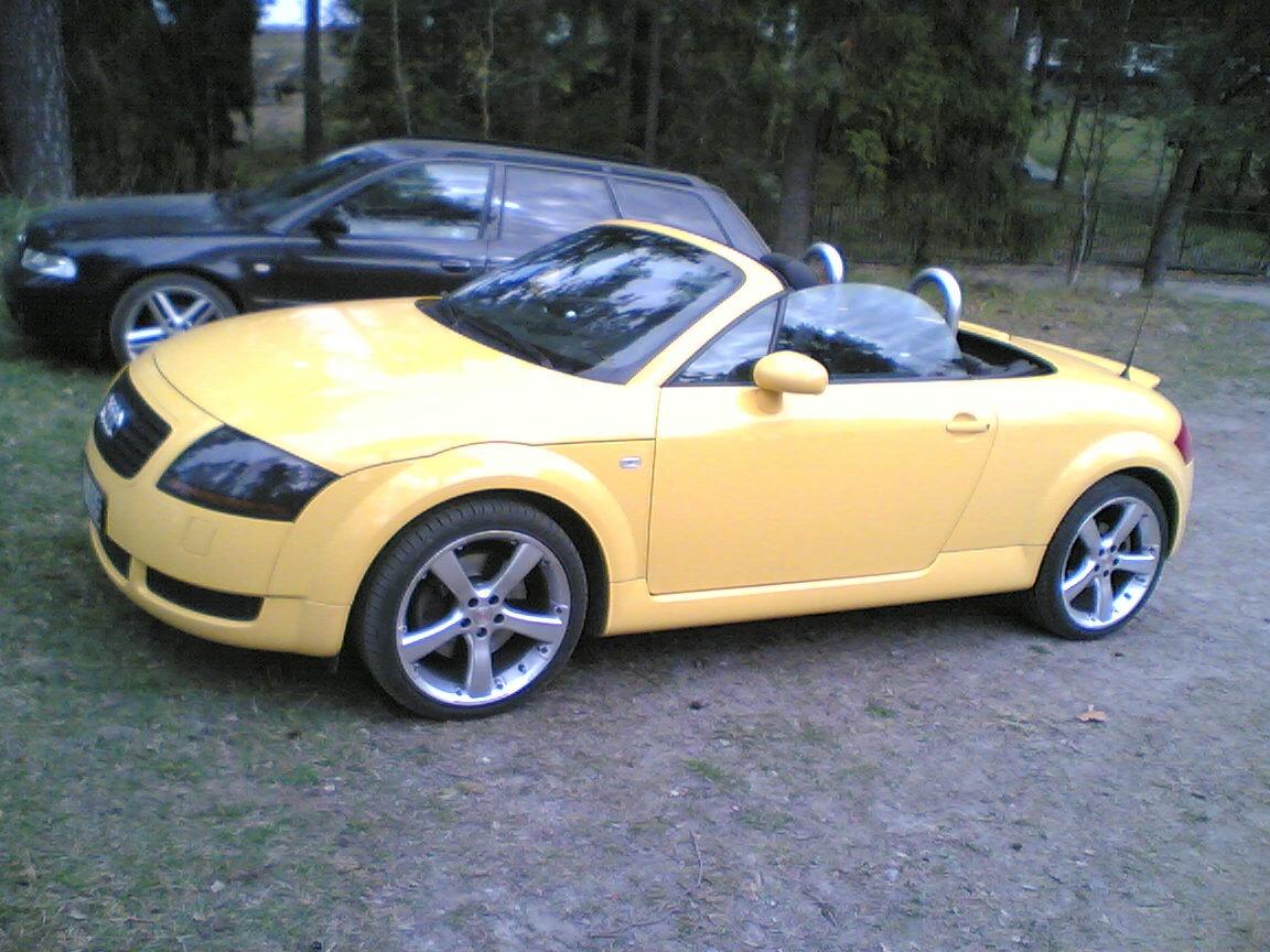 2001 Audi Tt Pictures Cargurus