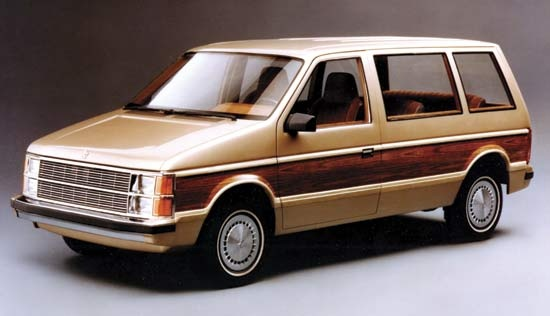 Picture of 1984 Dodge Caravan, exterior, gallery_worthy