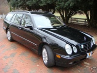 2000 Mercedes-Benz E-Class E320 Wagon, 2000 Mercedes-Benz E320 4 Dr E320 Wagon picture, exterior