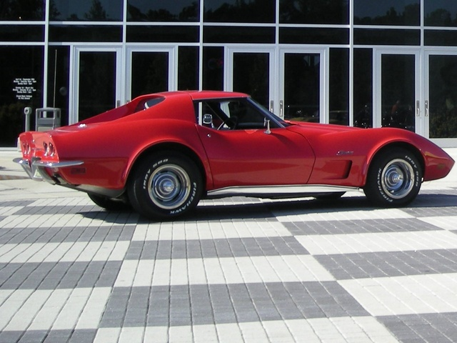 Foto de un 1973 Chevrolet Corvette Coupe