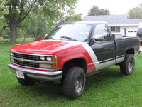 1988 Chevrolet C/K 1500 picture, exterior