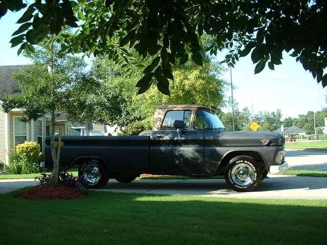 Picture of 1962 GMC Sierra