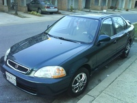 Picture of 1997 Honda Civic EX, exterior