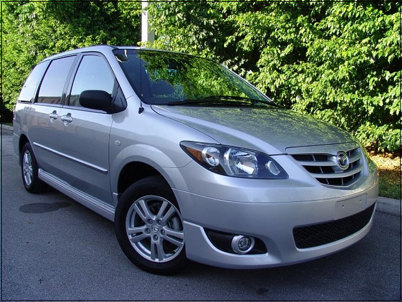 Picture of 2003 Mazda MPV LX