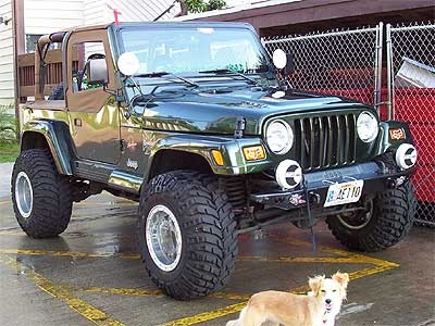 2000 Jeep Wrangler - Overview - CarGurus