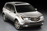 2008 Acura MDX Picture Gallery