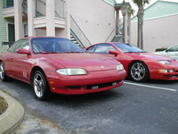 1995 Mazda MX-6 Overview