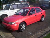 Picture of 1994 Hyundai Excel 4 Dr GL Sedan, exterior